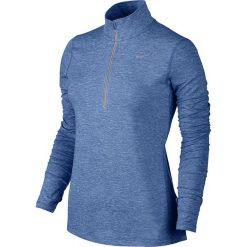 Bluzy damskie: bluza do biegania damska NIKE ELEMENT HALF ZIP / 685910-443 – NIKE ELEMENT HALF ZIP