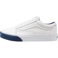 Trampki męskie: Vans UA OLD SKOOL  Tenisówki i Trampki true white/estate blue