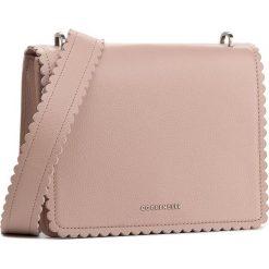 Torebka COCCINELLE - AG3 Leopoldine Soft E1 AG3 12 01 01 Pivoine 208. Brązowe listonoszki damskie marki Coccinelle, ze skóry. W wyprzedaży za 669,00 zł.