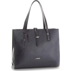 Torebka LASOCKI - BRT-073 Navy. Niebieskie torebki klasyczne damskie Lasocki, ze skóry. W wyprzedaży za 179,99 zł.