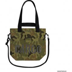 Torba CARGO by OWEE wz 93.pantera SMALL. Szare torby na ramię męskie Pakamera, z motywem zwierzęcym. Za 299,00 zł.