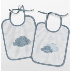 """Śliniaki: Śliniak dziecięcy (2-pak) """"Dans les nuages"""""""