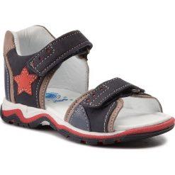 Sandały chłopięce: Sandały LASOCKI KIDS – CI12-2566-16 Granatowy