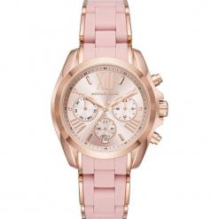 Zegarek MICHAEL KORS - Bradshaw MK6579 Rose Gold/Rose Gold. Czerwone zegarki damskie marki Michael Kors. Za 1369,00 zł.