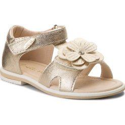 Sandały dziewczęce: Sandały NELLI BLU - C16SS166-5 Złoty 1