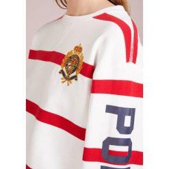 Bluzy damskie: Polo Ralph Lauren MAGIC Bluza deckwash white