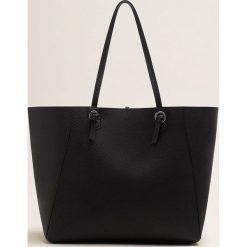 Shopper bag damskie: Mango - Torebka Nika
