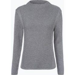 Marie Lund - Sweter damski, szary. Szare swetry klasyczne damskie Marie Lund, xl, z bawełny, ze stójką. Za 229,95 zł.