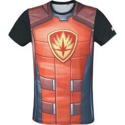 T-shirty męskie z nadrukiem: Guardians Of The Galaxy Rocket - Cosplay T-Shirt wielokolorowy