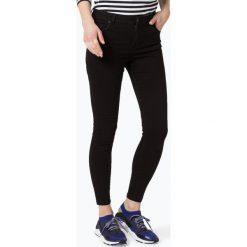 Spodnie z wysokim stanem: Review – Jeansy damskie, czarny