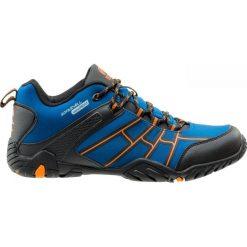 Buty trekkingowe męskie: ELBRUS Buty męskie Rimley WP Blue Steel / Black / Orange r. 41