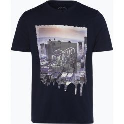 Jack & Jones - T-shirt męski – Autumn City, niebieski. Niebieskie t-shirty męskie z nadrukiem marki Jack & Jones, m. Za 49,95 zł.
