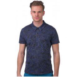 Odzież męska: Pepe Jeans Koszulka Polo Męska Fakoli M Niebieski