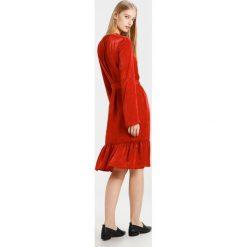 Sukienki: YAS YASSICHA DRESS Sukienka letnia red ochre