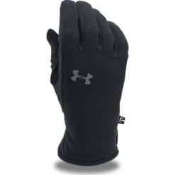 Rękawiczki męskie: Under Armour Rękawiczki męskie Survivor Fleece Glove 2.0 czarne r. M (1300833)