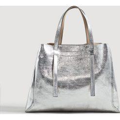 Shopper bag damskie: Mango – Torebka Argente