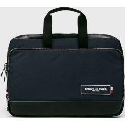 Tommy Hilfiger - Torba. Czarne torby na laptopa marki TOMMY HILFIGER, z materiału. Za 579,90 zł.