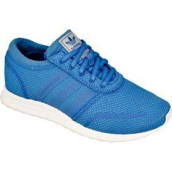 Buciki niemowlęce chłopięce: Adidas Buty juniorskie ORIGINALS Los Angeles C niebieskie r. 28 (S80231)