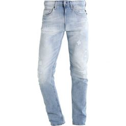 Replay JONDRILL Jeans Skinny Fit destroyed denim. Szare jeansy męskie relaxed fit marki Replay. W wyprzedaży za 535,20 zł.