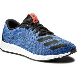 Buty adidas - Aerobounce Pr M CG4609 Hirblu/Cblack/Hirere. Niebieskie buty do biegania męskie Adidas, z materiału. W wyprzedaży za 269,00 zł.