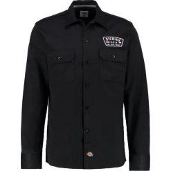 Koszule męskie na spinki: Dickies MINERSVILLE  Koszula black