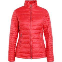 Barbour IONA Kurtka przejściowa tartarnred. Czerwone kurtki damskie Barbour, z materiału. W wyprzedaży za 486,85 zł.