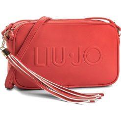 Torebka LIU JO - S Crossbody N18110 E0300 Flame Red 81662. Czerwone listonoszki damskie marki Liu Jo. Za 399,00 zł.