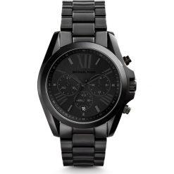 Zegarek MICHAEL KORS - Bradshaw MK5550 Black/Black Ip. Czarne zegarki damskie Michael Kors. Za 1290,00 zł.