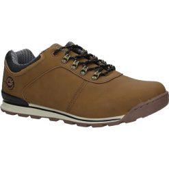 Brązowe buty trekkingowe sznurowane Casu MXC7571. Brązowe buty trekkingowe męskie Casu, na sznurówki. Za 89,99 zł.