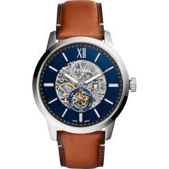 Zegarek FOSSIL - Townsman ME3154 Brown/Silver. Różowe zegarki męskie marki Fossil, szklane. W wyprzedaży za 839,00 zł.