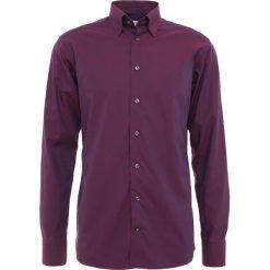 Eton SLIM FIT Koszula bordeaux. Niebieskie koszule męskie slim marki Polo Ralph Lauren, m, z bawełny, polo. Za 629,00 zł.