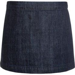 Spódniczki: igi natur BRACES SKIRT  Spódnica jeansowa denim