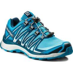 Buty SALOMON - Xa Lite W 400712 20 W0 Aqarius/Hawaiian Surf/Poseidon. Niebieskie buty do biegania damskie Salomon, z materiału. W wyprzedaży za 329,00 zł.