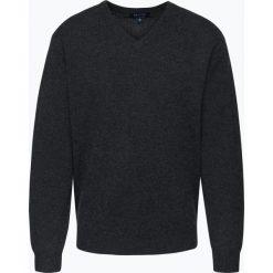 Mc Earl - Sweter męski, szary. Szare swetry klasyczne męskie Mc Earl, l, z wełny. Za 129,95 zł.