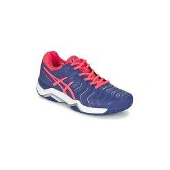 Buty do tenisa  Asics  GEL-CHALLENGER W. Fioletowe buty do tenisu damskie Asics. Za 307,30 zł.