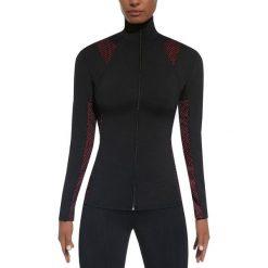 Bluzy damskie: Bas Black Bluza damska Inspire czarno-różowa r. XL (BB12791)