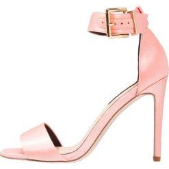 Sandały damskie: Miss Selfridge CORA Sandały na obcasie pink