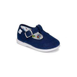 Sandały Dziecko  Citrouille et Compagnie  RIDOULTI. Niebieskie sandały chłopięce Citrouille et Compagnie. Za 62,30 zł.