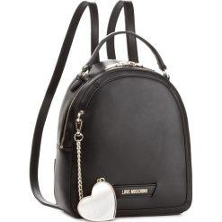 Plecaki damskie: Plecak LOVE MOSCHINO – JC4075PP15LI0000  Nero