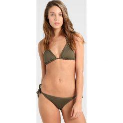 Bikini: Seafolly BRAZILIAN TIE SIDE  Dół od bikini dark olive