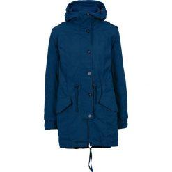 Kurtka parka 3 w 1 bonprix ciemnoniebieski. Niebieskie kurtki damskie bonprix, z polaru. Za 239,99 zł.