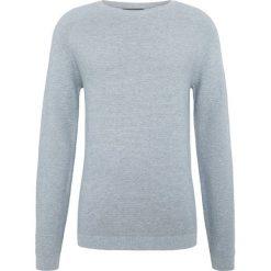 Swetry męskie: Finshley & Harding – Sweter męski, szary