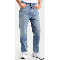 Jeansy męskie regular: YOURTURN Jeansy Relaxed Fit blue denim