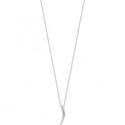 Srebrny naszyjnik - (D)45 cm. Żółte naszyjniki damskie marki METROPOLITAN, pozłacane. W wyprzedaży za 97,95 zł.