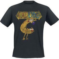 T-shirty męskie: CatDog Watch Dog T-Shirt czarny