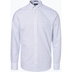 Gant - Koszula męska, czarny. Czarne koszule męskie na spinki GANT, m, button down. Za 379,95 zł.