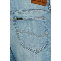 Lee - Szorty. Szare spodenki jeansowe męskie Lee, casualowe. W wyprzedaży za 179,90 zł.