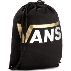 Plecak VANS - Benched Novelty VN0A3IMFB5T Black/Metal. Czarne plecaki damskie Vans, z materiału, sportowe. Za 59,00 zł.