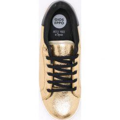Gioseppo - Buty. Czarne buty sportowe damskie marki Gioseppo, z materiału. W wyprzedaży za 89,90 zł.