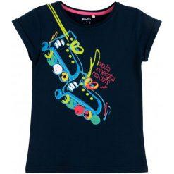Bluzki dziewczęce z długim rękawem: Luźniejsza bluzka dla dziewczynki